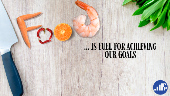 FOOD IS FUEL | CHANGING OUR RELATIONSHIP WITH FOOD