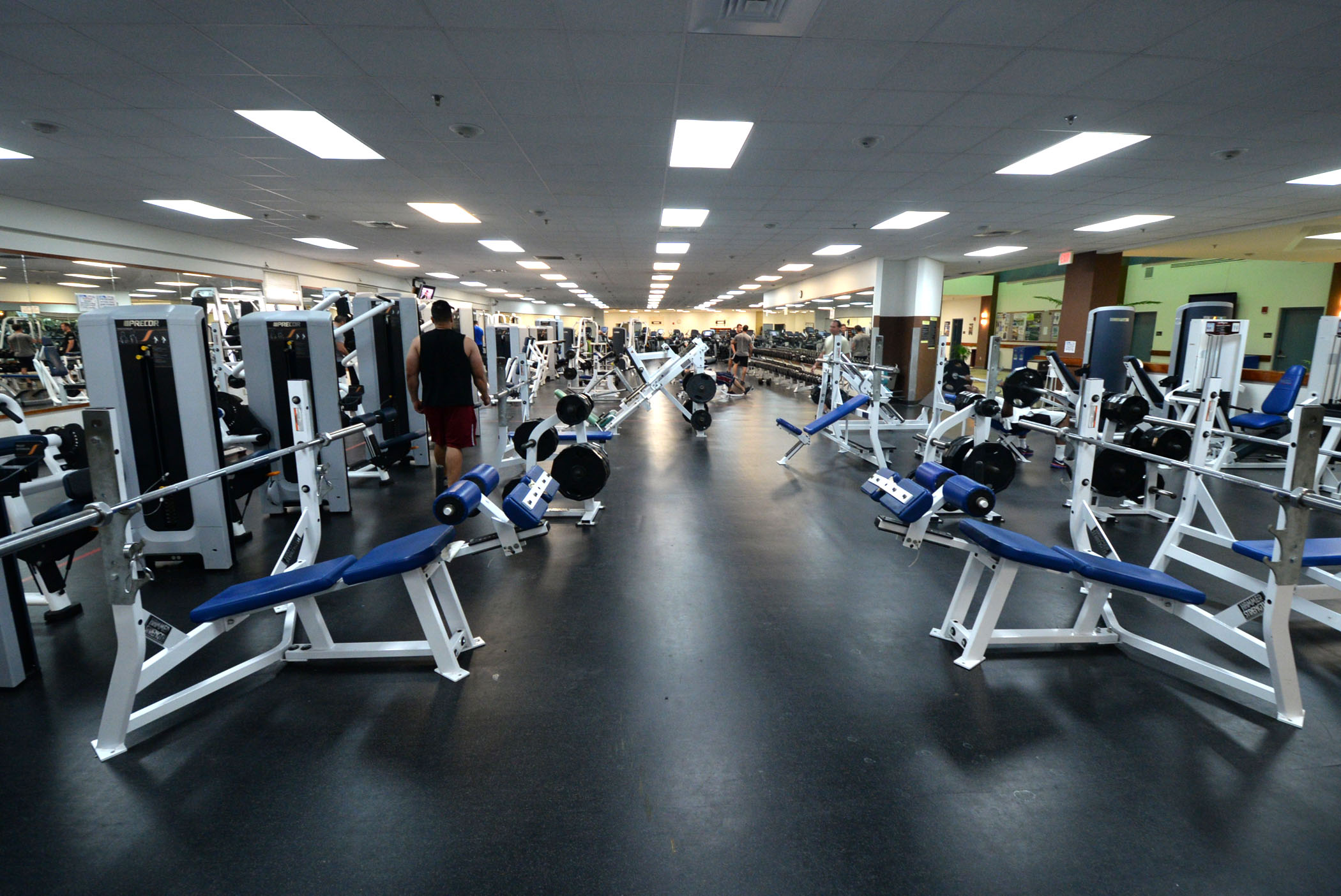 THE 5 DIFFERENT TYPES OF GYMS AND HOW TO DECIDE WHICH ONE IS RIGHT FOR YOU.
