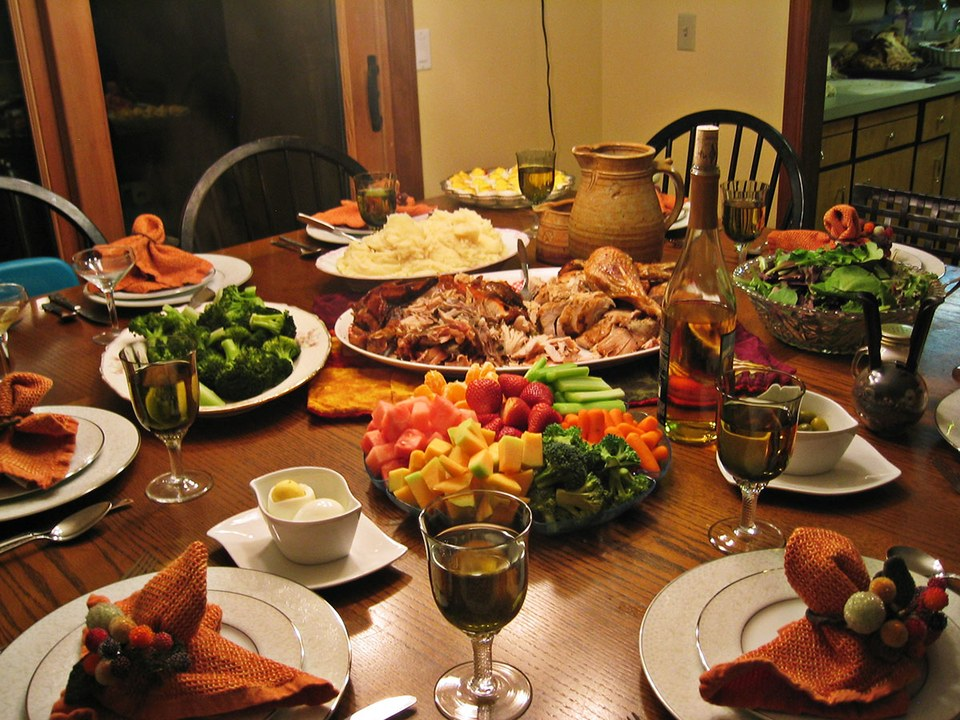 MANAGING YOUR CALORIES DURING THE HOLIDAYS