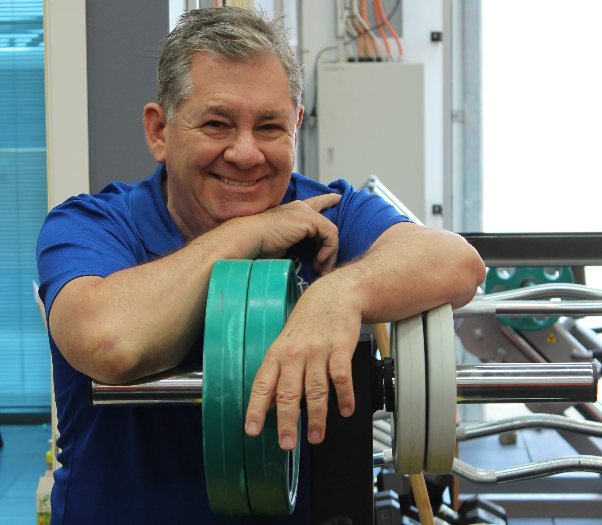 IF YOU ARE AN OLDER ADULT YOU NEED TO BE WEIGHT TRAINING!